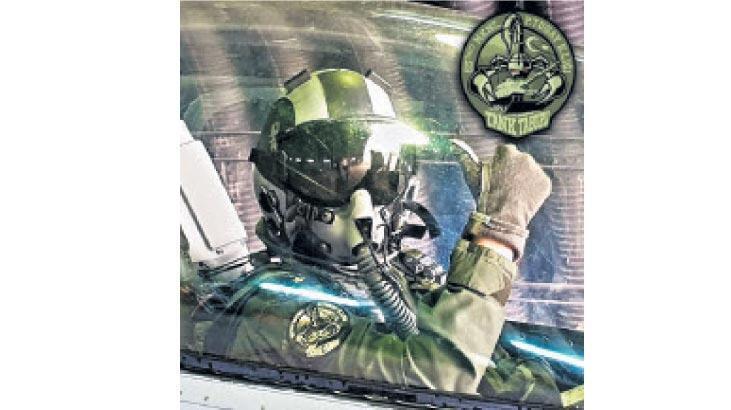İdlib şehitleri için özel hazırlanan 'peç' taktılar