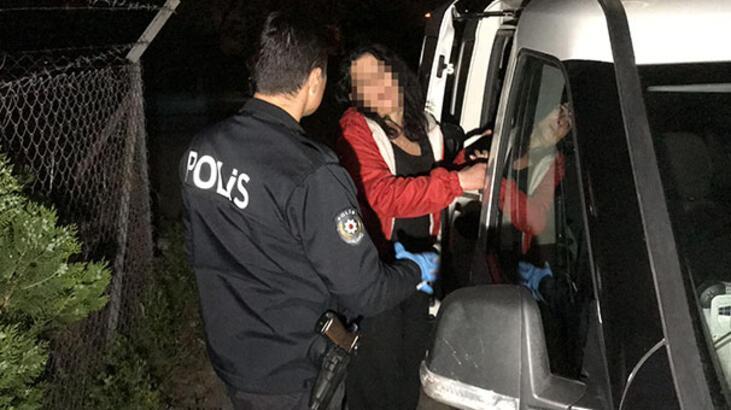Tartıştığı kişiyi bıçakalayan kadın gözaltına alındı