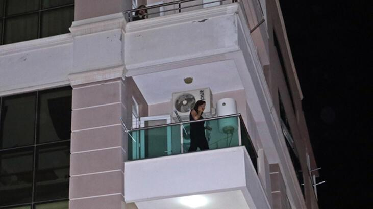 İşitme engelli kendini eve kilitledi, polis kapıyı çilingirle açtı