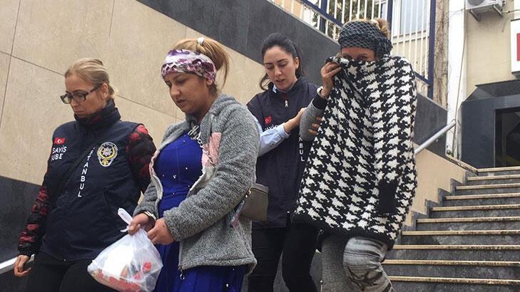 Araçtan hırsızlık yapan 4 kişi tutuklandı!