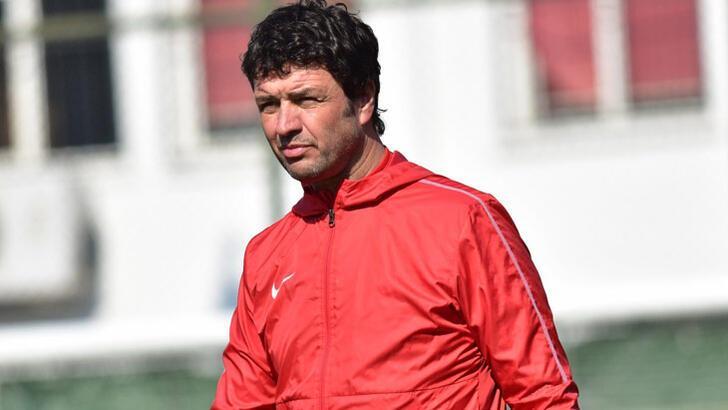 Cihat Arslan: Şu anda futbol birinci önceliğimiz değil