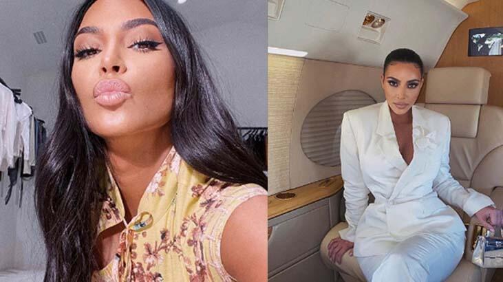 Kim Kardashian sosyal medyada nostalji yaptı