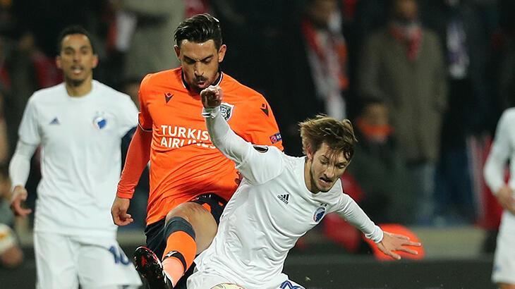 Son dakika | UEFA'dan Başakşehir'e para cezası