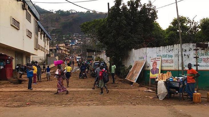Sierra Leone'de ilk Covid-19 vakası görüldü