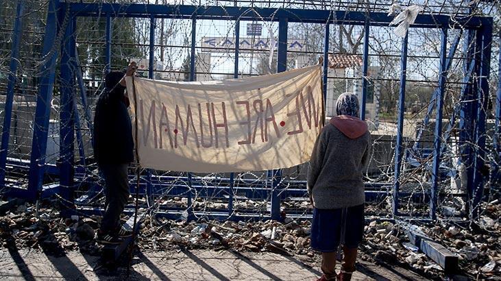 Yunanistan'da sığınmacılar arasında ilk corona virüs vakası tespit edildi