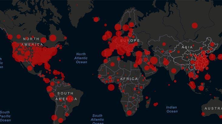 Son dakika haberleri | Dünyada corona virüsten 40 bin kişi hayatını kaybetti!