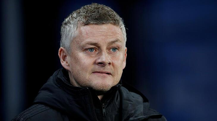 Manchester United Teknik Direktörü Solskjaer'e göre futbola dönüş tarihi belirsiz
