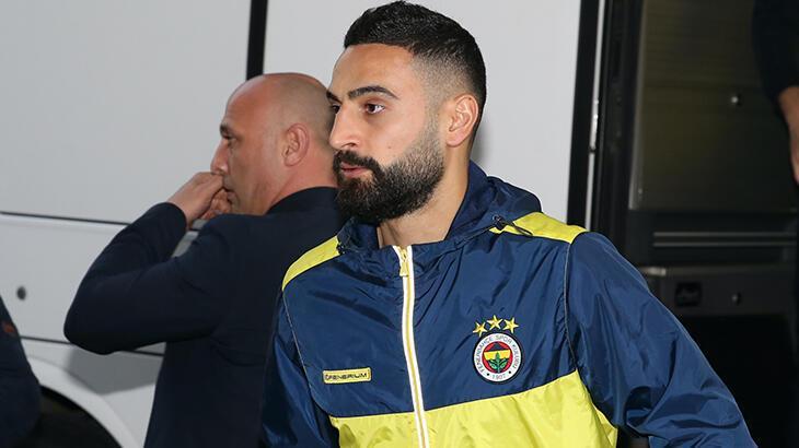 Fenerbahçe'den Mehmet Ekici kararı