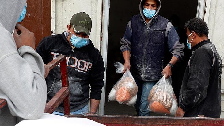 Gazze ve Tunus'ta corona virüs vaka sayıları artıyor