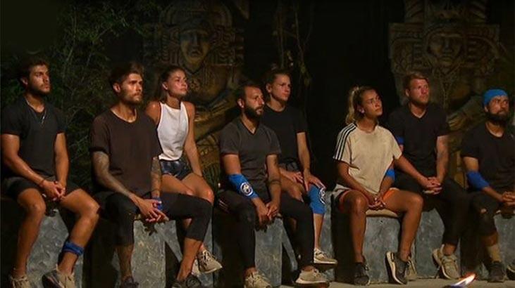 Survivor 2020 bu akşam kim elendi? (31 Mart) Acun Ilıcalı açıkladı: Survivor'da elenen isim kim? - Eleme adayları kimler oldu?