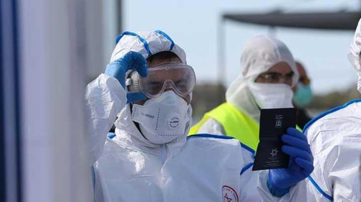 İsrail'de corona virüsten ölenlerin sayısı 20'ye yükseldi