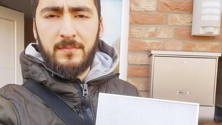 Son dakika...Türk aileye 'coronalı mektup' şoku! 'Her tarafını yaladım'