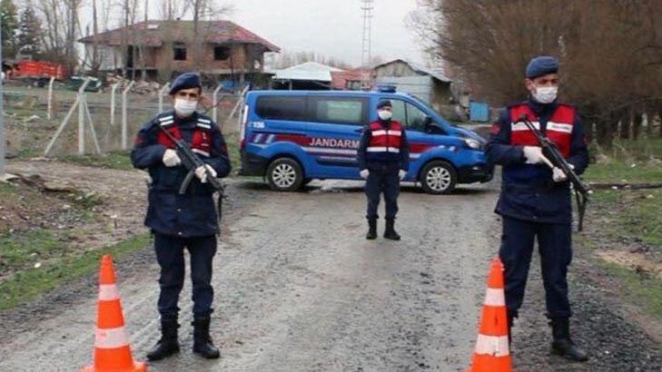 Konya'da 1 mahallede corona virüs şüphesi! Giriş çıkışlar kapatıldı