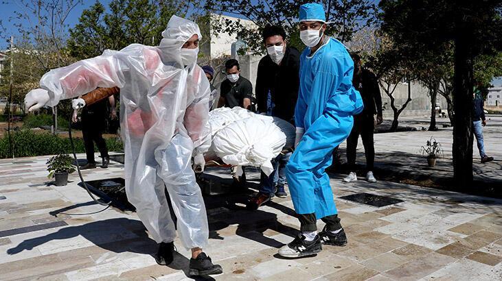 Son dakika | İran'da corona virüsü nedeniyle hayatını kaybedenlerin sayısı yükseldi!
