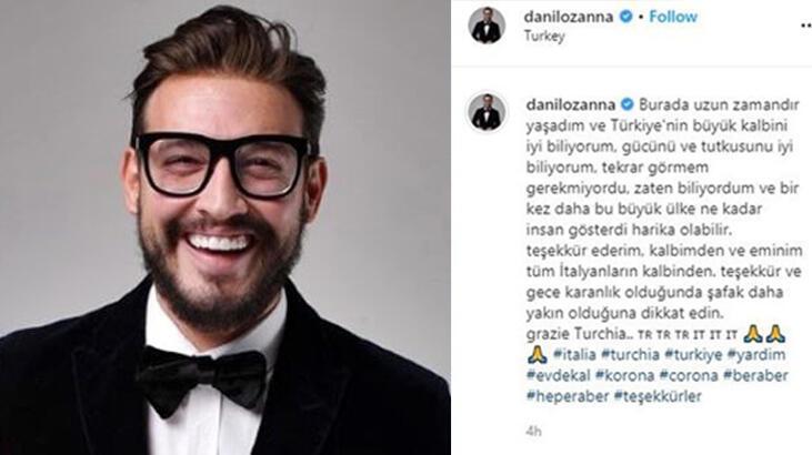 Danilo Zanna: Ülke herkese nasıl harika olduğunu gösterdi