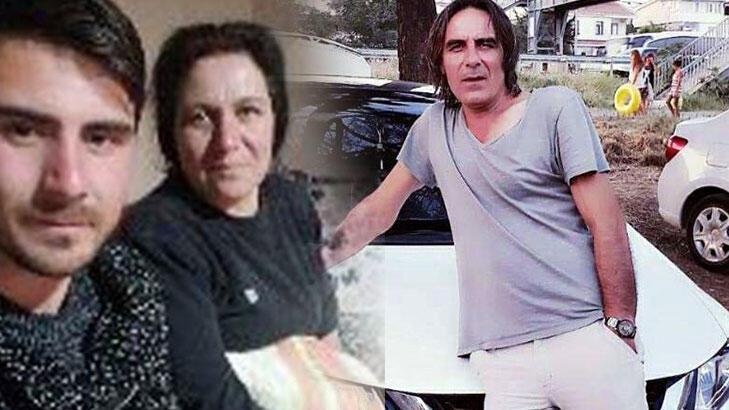 Eski eşinin ve oğlunun katili oldu! 'Bana kalmayan mallar size de kalmasın'