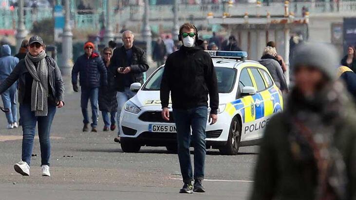 İngiltere'de ölenlerin sayısı 2 bin 352'ye ulaştı