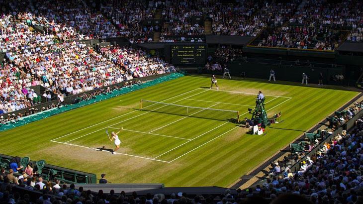 Son dakika | Wimbledon, corona virüs nedeniyle bu yıl iptal edildi