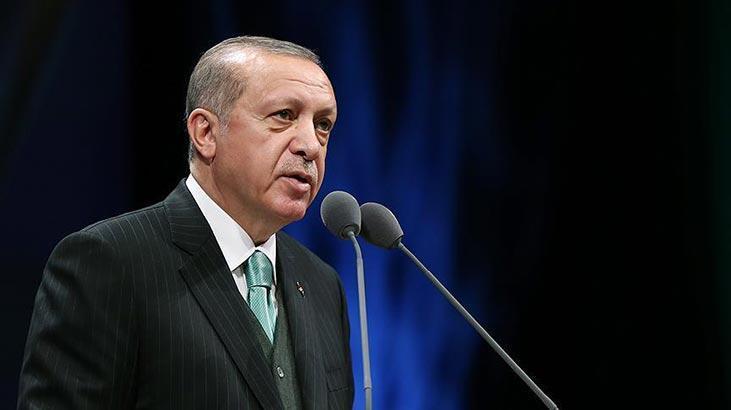 Cumhurbaşkanı Erdoğan'dan Prof. Dr. Cemil Taşcıoğlu için başsağlığı mesajı
