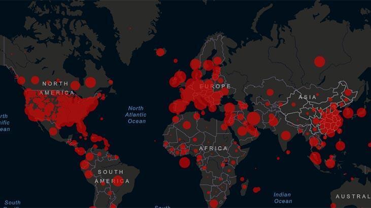 Son dakika haberi | Dünya corona virüsle sarsılıyor! Hayatını kaybedenlerin sayısı 50 bini aştı