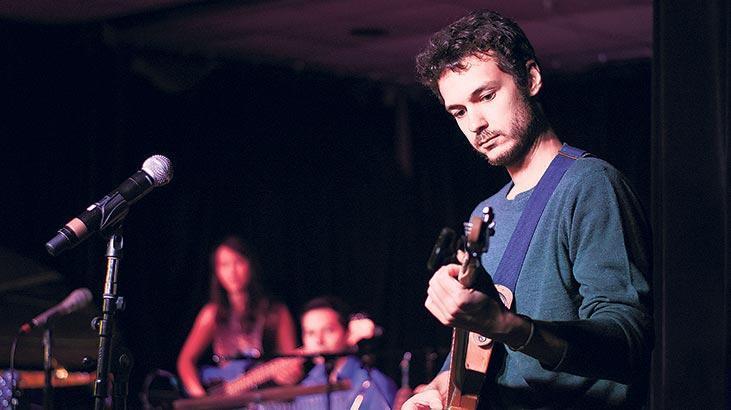 'Müziğimle sınırları aşmayı amaçlıyorum'