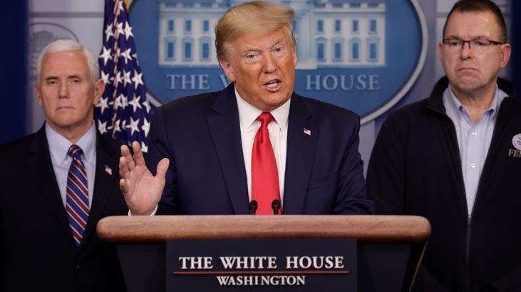 Trump'tan maske tartışmalarına son nokta: Şal ile yüzünüzü kapatmak daha iyi