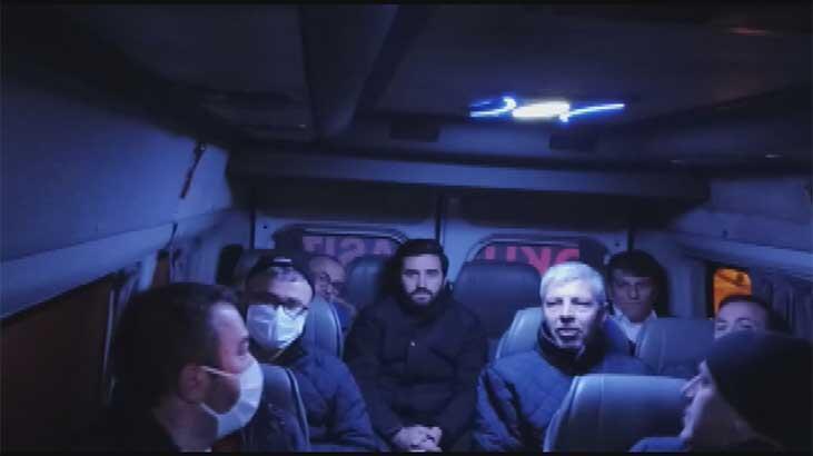 Son dakika: İstanbul'da denetim! Dolu servisin yolcuları İETT şoförleri çıktı