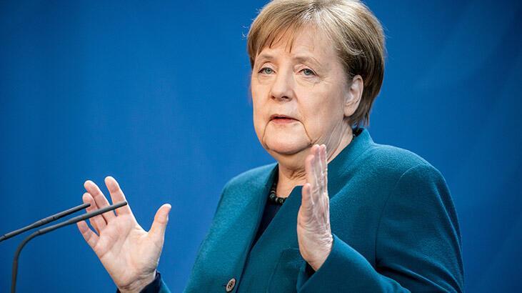 Almanya'dan kritik açıklama! Merkel'in karantina süresi...
