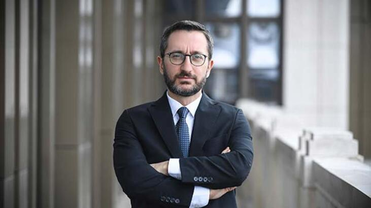 İletişim Başkanı Fahrettin Altun'dan corona virüs tedbirleri  paylaşımı