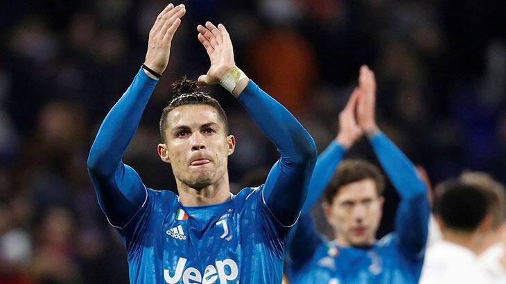 Cristiano Ronaldo dünya futbol tarihinde ilk 'Milyar dolarlık futbolcu' oldu