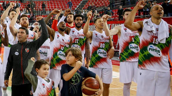 Pınar Karşıyaka'nın kulağı FIBA'da