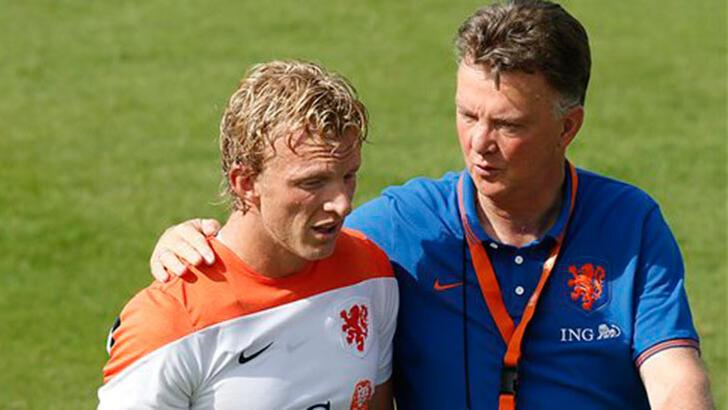 """Van Gaal'dan tescil tepkisi! """"Maçlar sahada kazanılır"""""""