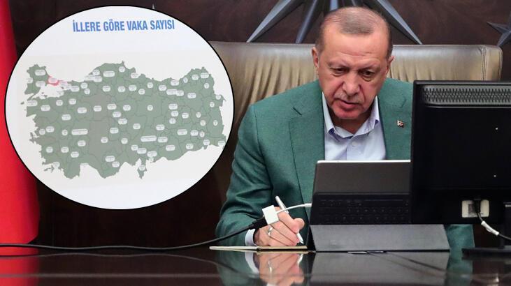 Son dakika haberi | Cumhurbaşkanı Erdoğan o ili işaret etti! 'Bir an önce faaliyetlerini durdursunlar'