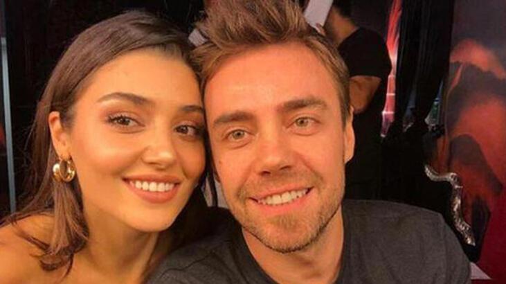 Hande Erçel ve Murat Dalkılıç yardımcılarına ücretli izin verdi
