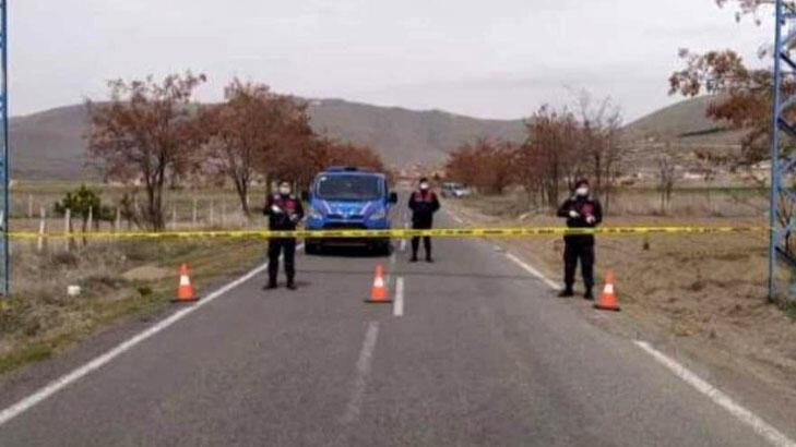 Nevşehir'de bir köy karantina altına alındı!