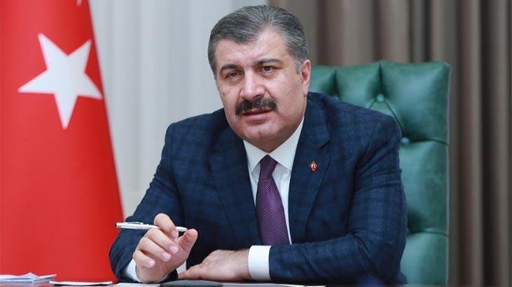 Sağlık Bakanı Koca, İstanbul için corona virüs toplantısı yaptı