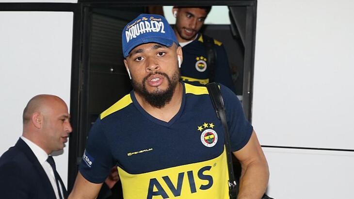 Son dakika   Fenerbahçe'de Simon Falette'e fesih gelebilir