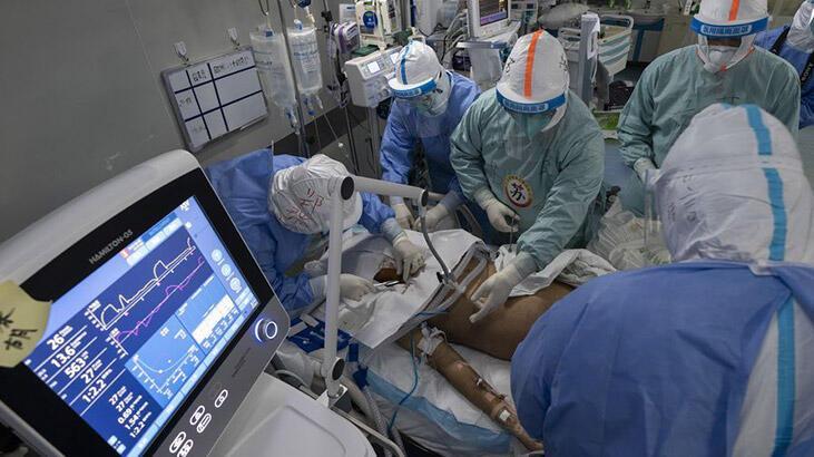 Corona virüslü hasta  2 ay sonra iyileşti