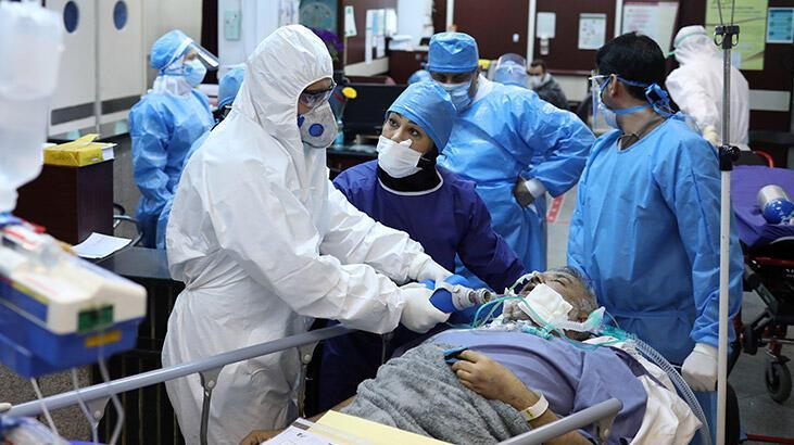 İran'da 24 saatte 136 kişi yeni tip corona virüs nedeniyle yaşamını yitirdi