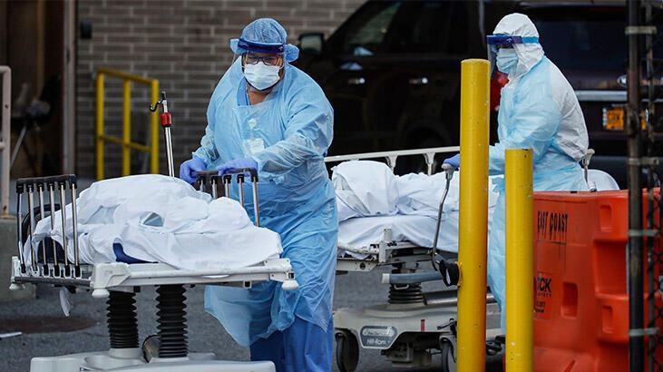 Son dakika   Dünya geneli corona virüs bilançosu: Ölenlerin sayısı 74 bin 816'ya yükseldi