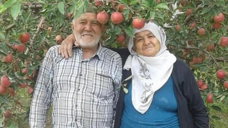 Kayseri'de sobadan zehirlenen çift öldü