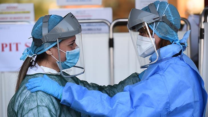 Son dakika   Canlı blog - Corona virüs dünyaya diz çöktürmeye devam ediyor! İtalya'da ölenlerin sayısı 17 bin 127'ye yükseldi