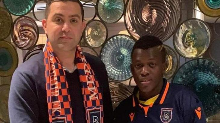 Son dakika | Başakşehir, Sekou Tidjany Bangoura'yı transfer etti