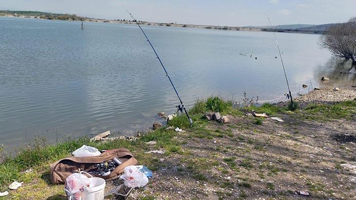Piknik yapıp, balık tutan 2 kişiye 1578 lira ceza!
