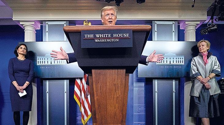 Trump'tan DSÖ'ye fon kesme tehdidi