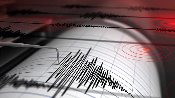 Endonezya'da deprem! Büyüklüğü...
