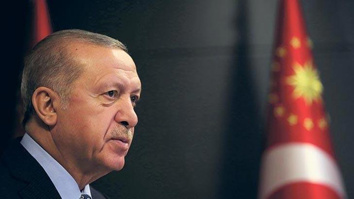 Cumhurbaşkanı Erdoğan, Şanlıurfa'nın 100. yıl dönümünü kutladı!