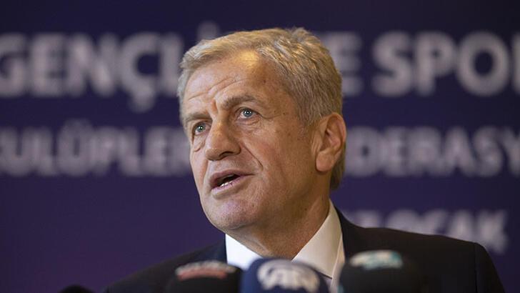 """TFF Başkan Vekili Servet Yardımcı: """"UEFA, liglerin oynanmasını istiyor"""""""