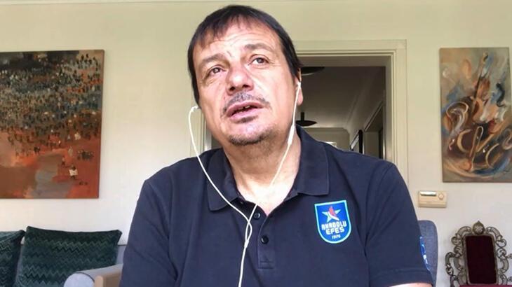 """Ergin Ataman """"EN""""lerini sıraladı, kendisini 2 kelime ile anlattı!"""