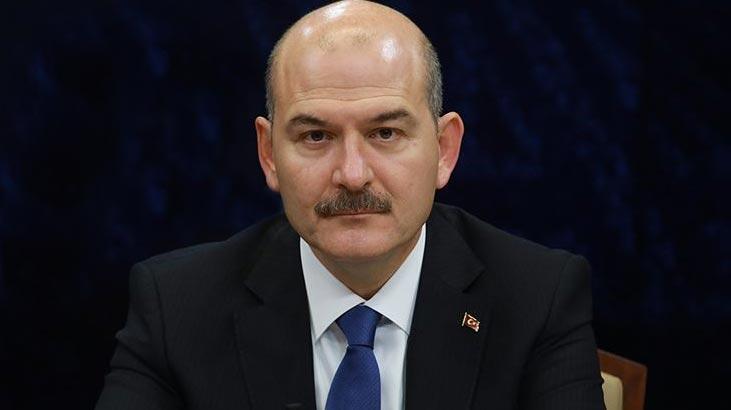 Son dakika | İçişleri Bakanı Süleyman Soylu'dan istifa açıklaması!